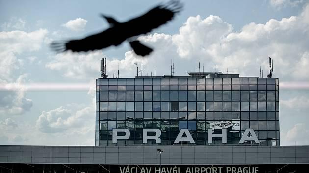 Letiště Václava Havla. Terminál 1