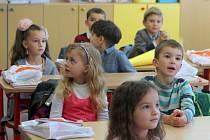 Nový školní rok začal také na Základní a mateřské škole v Praze 5 - Radlicích.