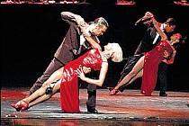 V divadle Hybernia vystoupí argentinští tanečníci s lechtivým představením Tango Seducción.