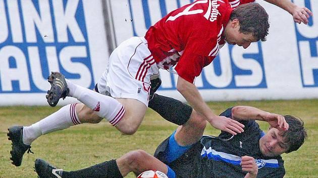 Fotbalisté Žižkova doma překvapivě podlehli zachraňujícímu se Kladnu.