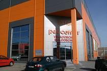 Obchod Pet Center Horní Počernice.
