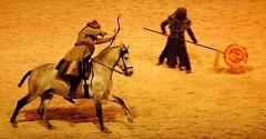 V Praze se představili Evropští drezéři koní při představení Appasionata - Grand Voyage.