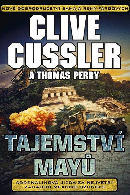 Clive Cussler: Tajemství Mayů.