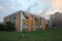 Požár Barrandovské ateliéry