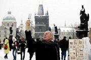 Praha je stále hojněji navštěvována turisty především z Ruska.
