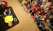 Bezpečnostní průprava dětí předškolního věku v Mateřské školce Tyršovka v Modřanech