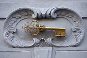 Dům U zlatého klíče.