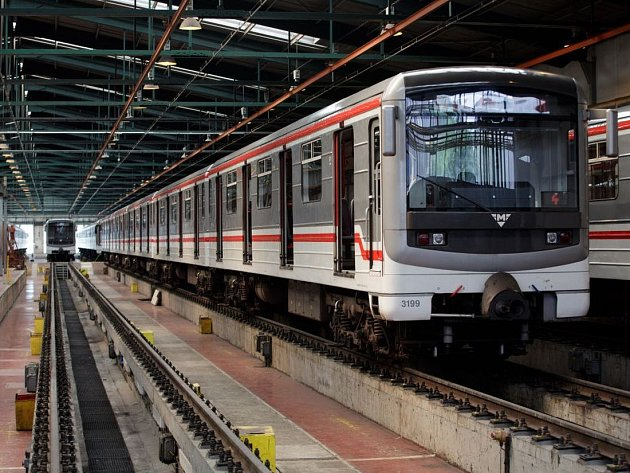 Metro – depo; ilustrační foto