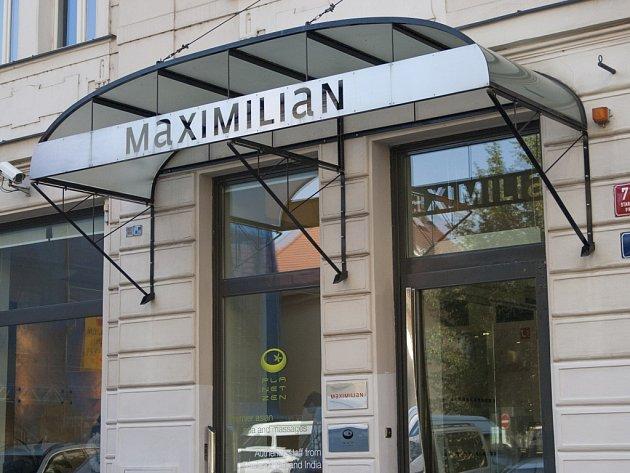 Hotel Maximilian.
