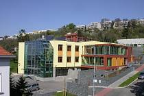 Nový dům sociálních služeb v Libni.