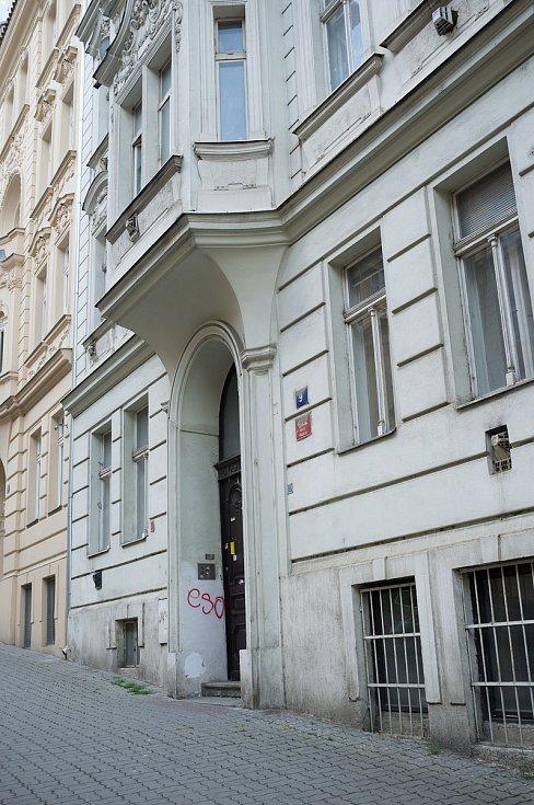Praha neznámá Sezimova 422/9, 5.6.2017