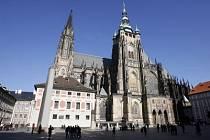 Jedné z nejvýznamnějších českých památek, katedrále sv. Víta, exekuce nehrozí.