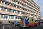 Fakultní nemocnice Královské Vinohrady.