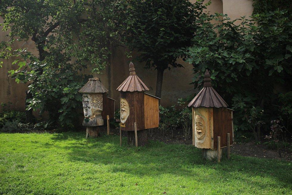 V roce 2006 chtěla MČ Praha 1 propojit nedalekou Valdštejnskou zahradu s Vojanovými sady.