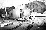 K největšímu tramvajovému neštěstí v Praze došlo 17. února 1982.