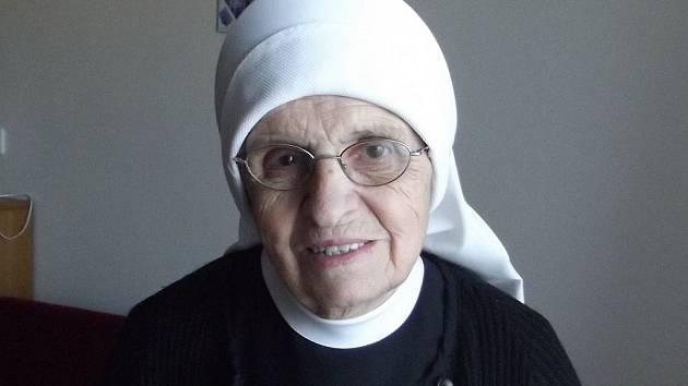 Marie Goretti v roce 2015.