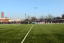 Slavia porazila Žižkov 3:0.