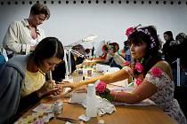 Mezinárodní veletrh kosmetiky Interbeauty Prague a mezinárodní odborný veletrh kosmetiky, kadeřnictví a zdravého životního stylu World of Beauty & Spa podzim 2010 začal 17. září na Výstavišti v Praze.