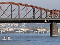 Mosty v Praze. Ilustrační foto.