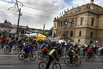 Evropský den bez aut - velká podzimní cyklojízda.