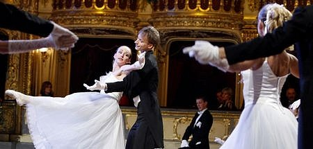 Ve státní Opeře Praha se po 14ti letech konal reprezentativní Ples v Opeře.