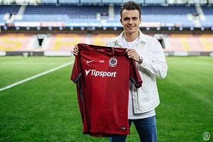 Andreas Vindheim, nová posila týmu AC Sparta Praha.