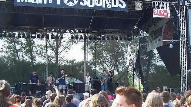 Mighty Sounds - z Olší u Tábora