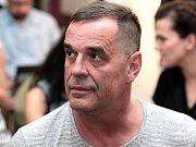Tisková konference TV Nova - Miroslav Etzler.