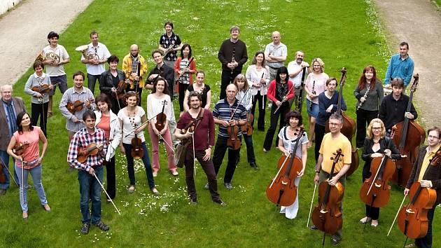 Jihočeská filharmonie.