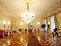 Den otevřených dveří na Pražském hradě.