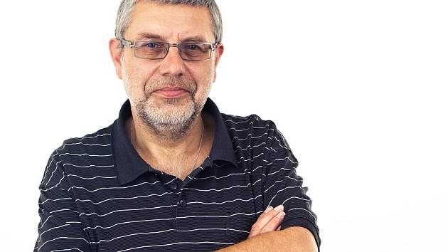 Radim Bureš, programový ředitel Transparency International Česká republika.