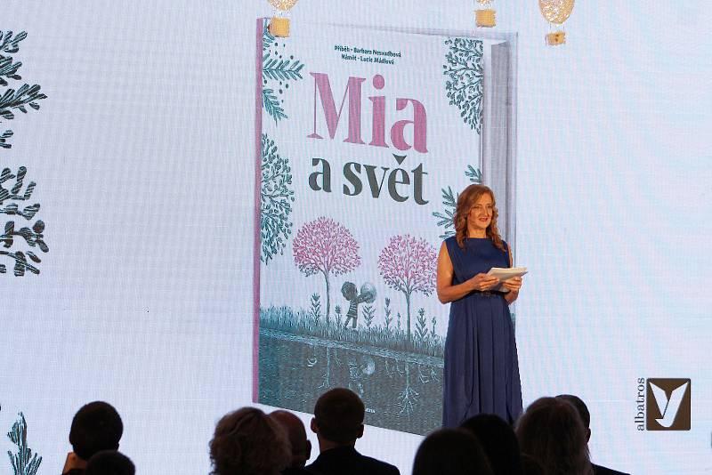 Vyhlášení Cen SDGs 2021 a křest knihy Mia a svět.