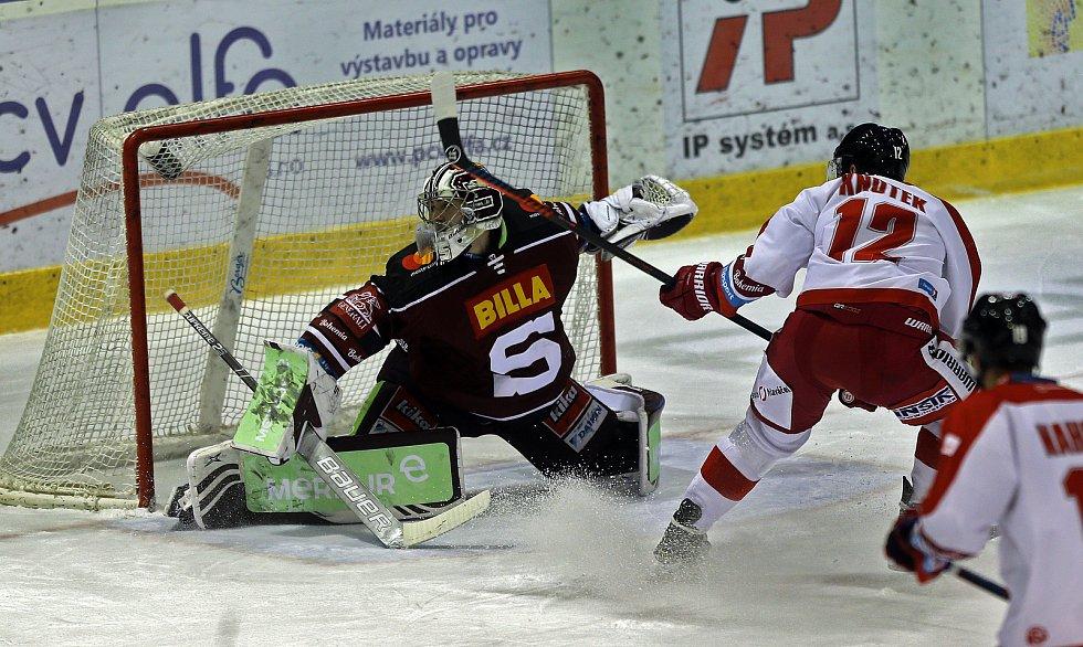 Tipsport extraliga HC Olomouc - Sparta Praha