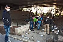 Vedení Prahy 8 iniciovalo bezpečnostní akci v okolí Florence.