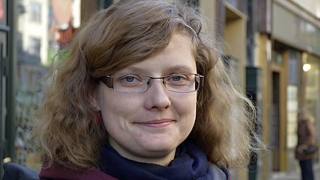 Odbornice na rovnost pohlaví Blanka Nyklová.