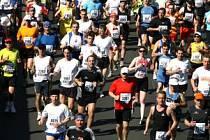 MASANOVÁČKŮ. Řada rekreačních běžců v neděli absolvuje maratonskou trať poprvé./Ilustrační foto