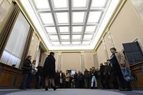 Ve sídle české vlády v pražské Strakově akademii uspořádali Den otevřených dveří.