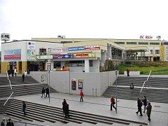 Obchodní centrum Růže v Praze.