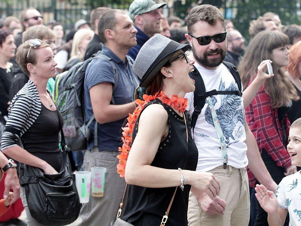 Festival United Islands of Prague, Dětský ostrov.