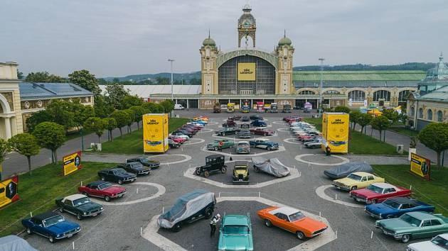 Výstava Legendy na pražském Výstavišti.