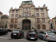 Nová radnice.