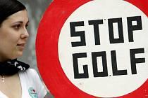 BUDE, NEBUDE? O osudu golfového hřiště by měli rozhodnout Klánovičtí 7. listopadu. A ani jejich možné veto projekt zastavit nemusí.