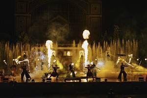Křižíkova fontána láká na unikátní show.