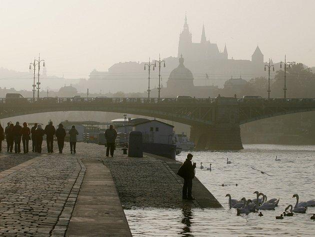 CENTRUM BEZ LIDÍ. Z Prahy 1 zmizeli letos další obyvatelé./Ilustrační foto