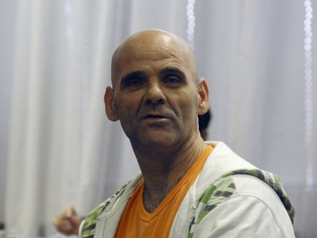 Karel Pata u soudu