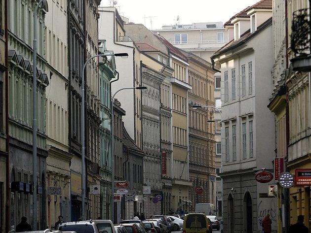 Soukenická ulice v Praze. Ilustrační foto.