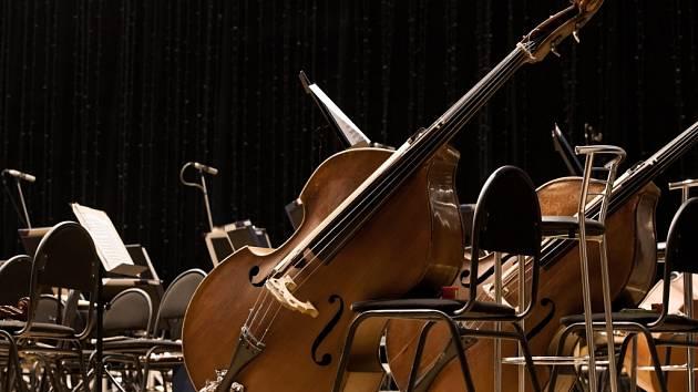 Orchestr. Ilustrační foto.