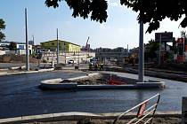 Za necelé tři týdny se bude otevírat se bude otevírat Nádraží Praha - Zahradní Město.