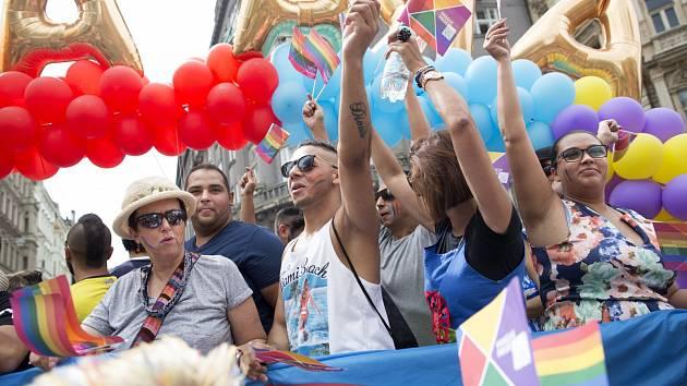 Prague Pride. Ilustrační foto.