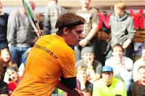 Českou squashovou jedničkou je Jan Koukal.